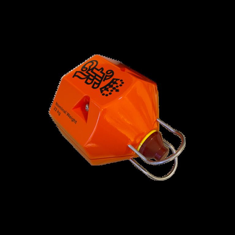 cNODE MiniS Floatation Collar